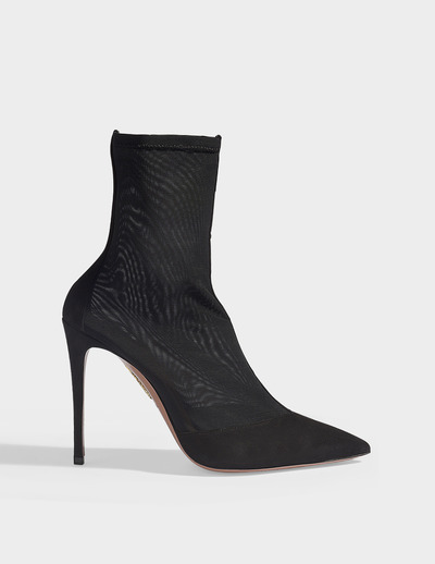 Aquazzura Sock Boots