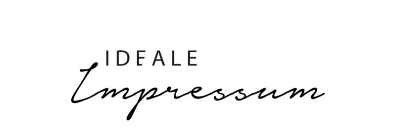 IDEALE-web-Impressum