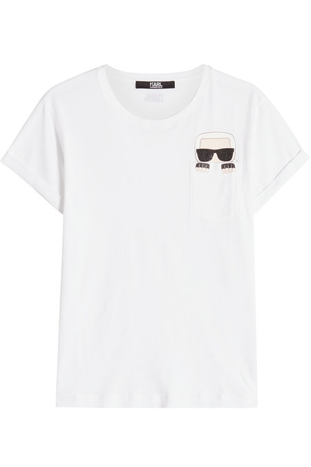 Suit T-shirt_Karl_Lagerfeld